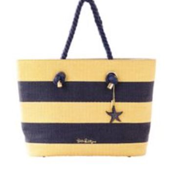 Havana Straw Tote - Lilly Pulitzer