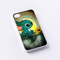 Stitch and Turtle iPhone 4/4S, 5/5S, 5C,6,6plus,and Samsung s3,s4,s5,s6