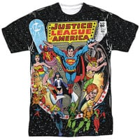 Justice League Of America/Stars