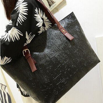 Simple Design Bags Stylish Winter Shoulder Bags [6583169799]