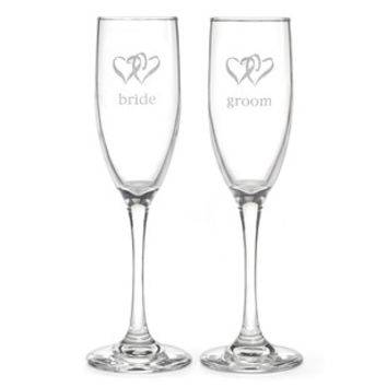 Linked at the Heart Flutes
