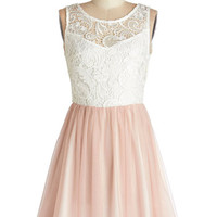 Sleeveless A-line My Time Tutu Shine Dress