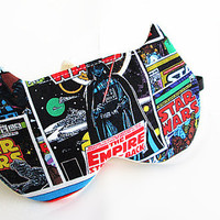 Star War Eye mask, Sleep mask, eye sleep mask, Kitty eye mask, Cat eye mask.