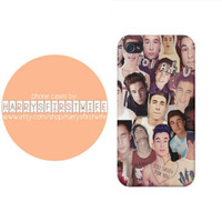 Kian Lawley collage iPhone 4/4s 5/5s/5c & iPod 4/5 Case