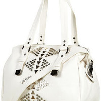 Studded Holdall - Bags & Purses  - Accessories
