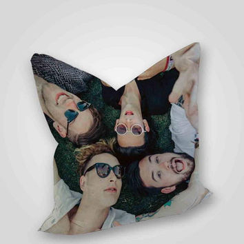 The 1975 Band, pillow case, pillow cover, cute and awesome pillow covers