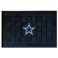 Dallas Cowboys Medallion Door Mat