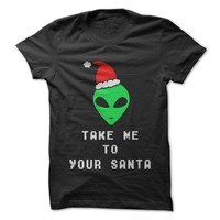 Take Me To Your Santa