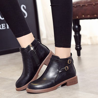 Stylish Casual Winter Dr. Martens Outdoors Shoes [8865349964]