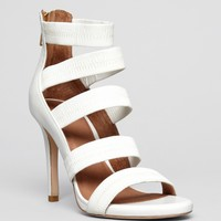 Joie Open Toe Platform Sandals - Jana High Heel