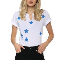 JET x Mixology Royal Stars Fitted T-Shirt