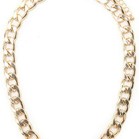 With Love From CA Chunky Chain Necklace at PacSun.com