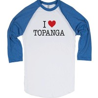 I Love Topanga Shirt - Boy Meets World