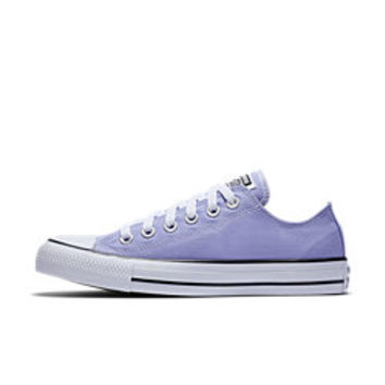 The Converse Chuck Taylor All Star Seasonal Low Top Unisex Shoe.