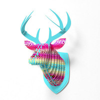 DENY Designs Home Accessories | Jacqueline Maldonado Bali Faux Deer Mount