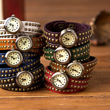Gift Shiny New Arrival Great Deal Awesome Stylish Watch Korean Hot Sale Vintage Bracelet [6586249159]