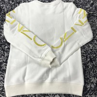 KENZO Woman Men Fashion Embroidery Top Sweater Pullover