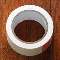 "One Roll of 2"" Double-Sided Carpet Tape"
