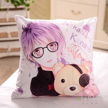 DIABOLIK LOVERS Sakamaki Kanato  Square Cushion 45x45cm