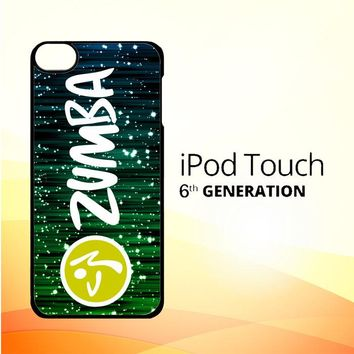 Zumba Fitness Logo D0286 iPod Touch 6 Case