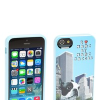 MARC BY MARC JACOBS 'Pets Olive' iPhone 5