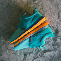 Nike Rosherun NM - Dusty Cactus/Spice Blue - 8