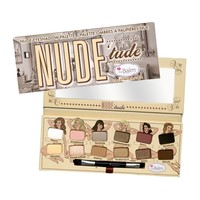 theBalm Nude 'Tude Eyeshadow Palette - Naughty 11.08g - feelunique.com