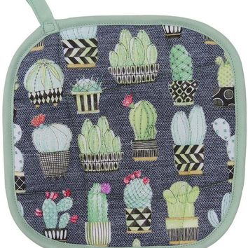 Collisionware Handmade Cactus Plants Pot Holder