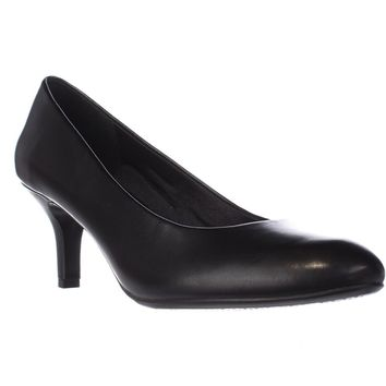 Easy Street Passion Dress Pumps, Black, 7.5 US