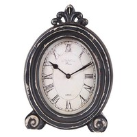 Table Clock with Feet