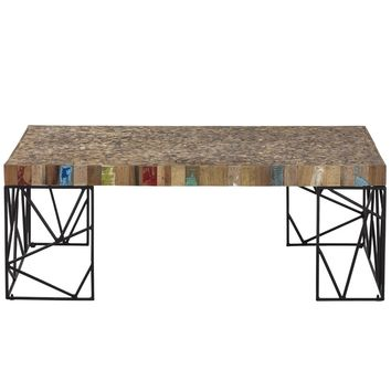 Rubic Coffee Table Natural