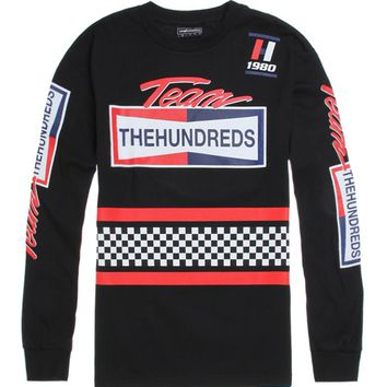The Hundreds Indo Long Sleeve T-Shirt - Mens Tee
