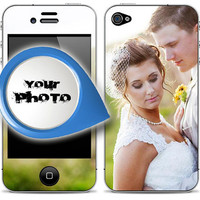 Create Your Own iPhone 4/4s Skin FREE SHIPPING