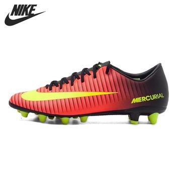 Original New Arrival NIKE AG-PRO Men's Football Soccer Shoes Sneakers