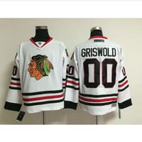 Griswold #00 - Chicago Blackhawks Hockey Jersey