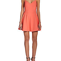 Elizabeth and James - Delia Fit-And-Flare Dress - Saks Fifth Avenue Mobile