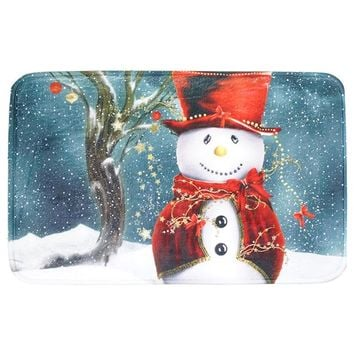 Non-slip Mat Christmas Decoration Hot Sale Mat 40*60cm [118169239577]