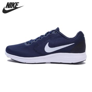 Original New Arrival 2017 NIKE REVOLUTION 3 Men's Running Shoes Sneakers