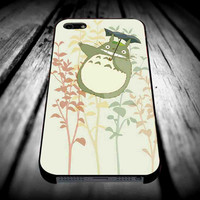 Totoro My Neighbor for iPhone 4/4s/5/5s/5c/6/6 Plus Case, Samsung Galaxy S3/S4/S5/Note 3/4 Case, iPod 4/5 Case, HtC One M7 M8 and Nexus Case **