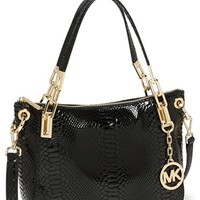 MICHAEL Michael Kors 'Brooke - Medium' Leather Shoulder Bag | Nordstrom