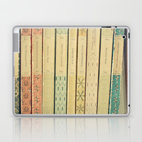 Books Laptop & iPad Skin by Cassia Beck