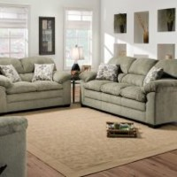 7-Piece Living Room Furniture Package
