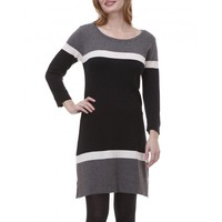 Black Turkish Sweater Knit Dress by Hatley - FINAL SALE