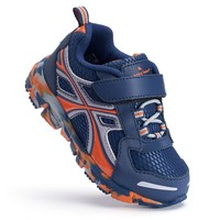 Jumping Beans Toddler Boys' Athletic Shoes (Blue)