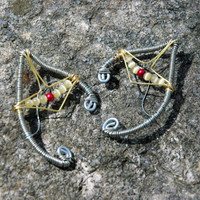 Tribal Elf Ear Cuffs