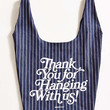 UO Denim Thank You Bag - Urban Outfitters