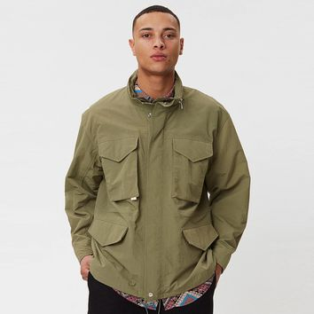 Avalon Utility Jacket in Sage Green