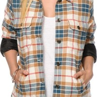 Obey Balk Flannel Jacket