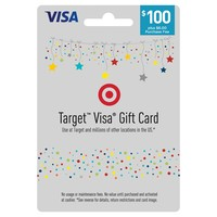 Visa Gift Card - $100 + $6 Fee