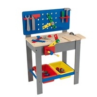 KidKraft Deluxe Workbench & Tools Set